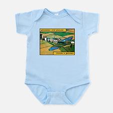 Spitfire - Trouble Brewing! Infant Bodysuit