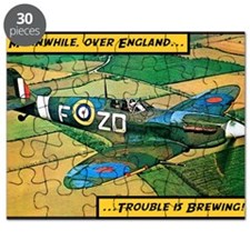 Spitfire - Trouble Brewing! Puzzle