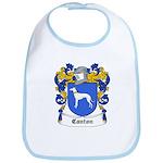 Canton Coat of Arms Bib
