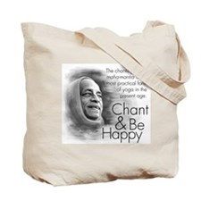 Chant & Be Happy Tote Bag