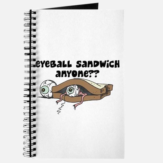 Eyeball Sandwich!? Journal