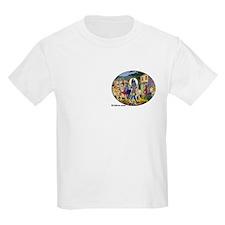 Krishna's Flute Kids T-Shirt