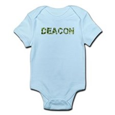 Deacon, Vintage Camo, Infant Bodysuit