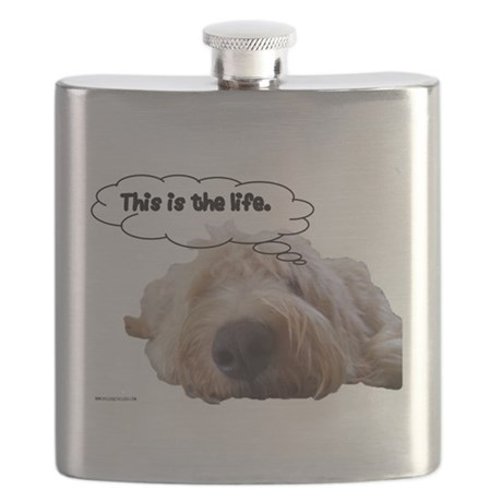 This is the life Flask