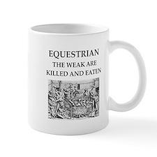 equestrian Small Mug