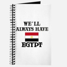 We Will Always Have Egypt Journal