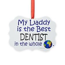Unique Dentist Ornament