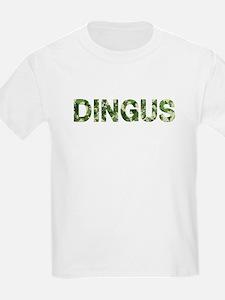 Dingus, Vintage Camo, T-Shirt