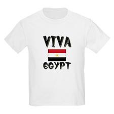 Viva Egypt Kids T-Shirt