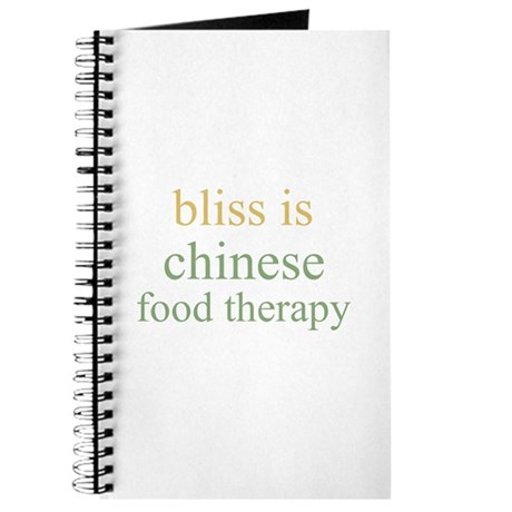 bliss is CHINESE FOOD THERAPY Journal