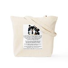 CHEROKEE LESSON Tote Bag