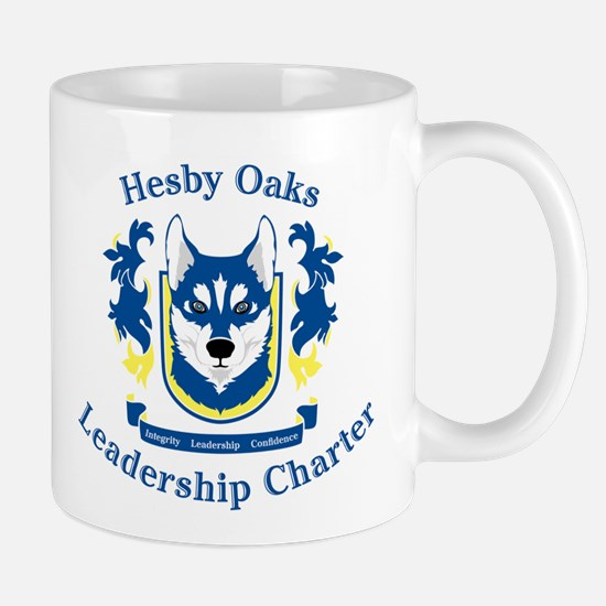 Hesby Oaks Formal Logo Mug