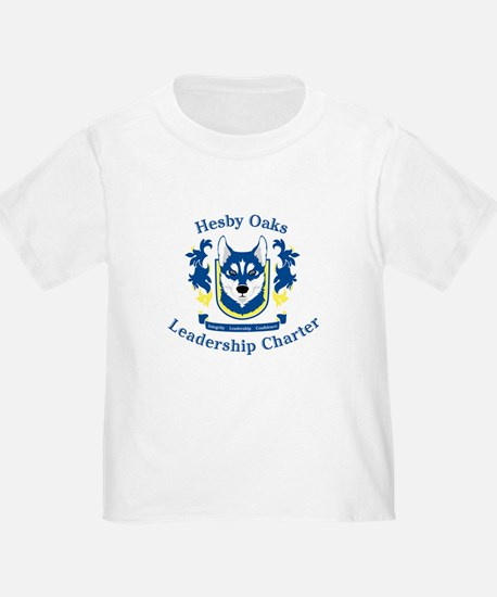 Hesby Oaks Formal Logo T