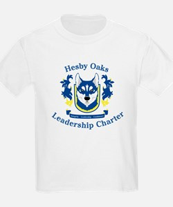 Hesby Oaks Formal Logo T-Shirt