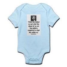 EMERSON - WHAT LIES WITHIN US. Infant Bodysuit