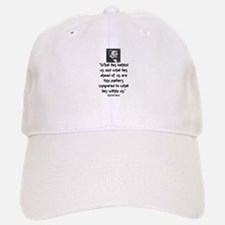 EMERSON - WHAT LIES WITHIN US. Baseball Baseball Cap