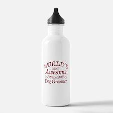 Dog Groomer Water Bottle