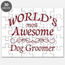 Dog Groomer Puzzle