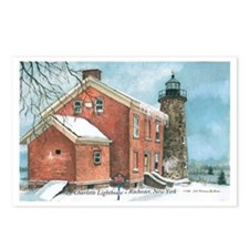 Charlotte Lighthouse Postcards (Package of 8)