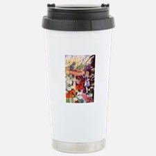 Alice Asks Advice From Stainless Steel Travel Mug
