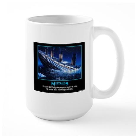 Mistakes Mugs