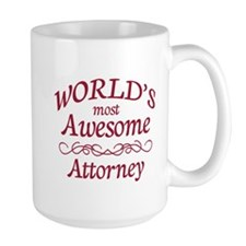 Awesome Attorney Mug