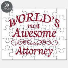 Awesome Attorney Puzzle