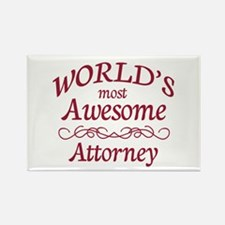 Awesome Attorney Rectangle Magnet (10 pack)