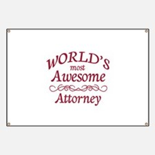 Awesome Attorney Banner