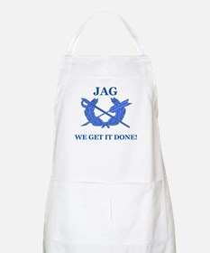 JAG WE GET IT DONE BBQ Apron