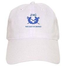 JAG WE GET IT DONE Baseball Cap