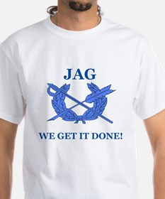 JAG WE GET IT DONE Shirt