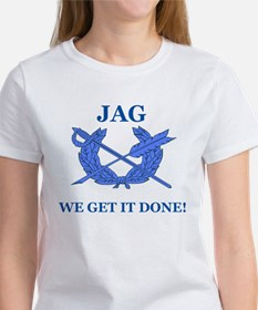 JAG WE GET IT DONE Women's T-Shirt