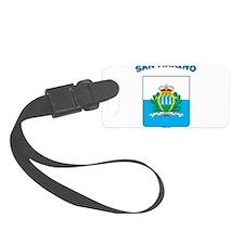 Stylish San Marino Luggage Tag