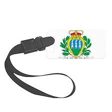 San Marino Coat Of Arms Luggage Tag