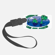 Beware Of Loch Ness Monster Luggage Tag