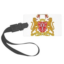 Aberdeen Coat of Arms Luggage Tag
