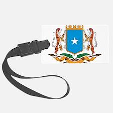 Somalia Coat Of Arms Luggage Tag