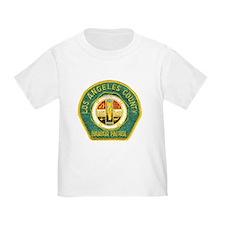 L A County Harbor Patrol T