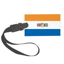 South Africa Flag 1928 Luggage Tag