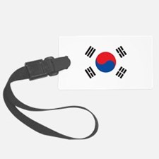 South Korea Luggage Tag