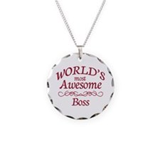 Awesome Boss Necklace