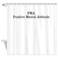 PMA Shower Curtain
