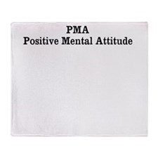 PMA Throw Blanket