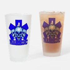 Cute Emergency medical technician Drinking Glass