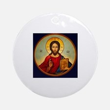 CHRIST IS HOPE Ornament (Round)