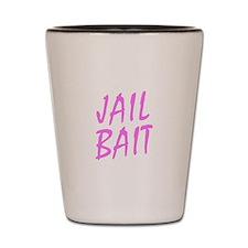 Jailbait Shot Glass