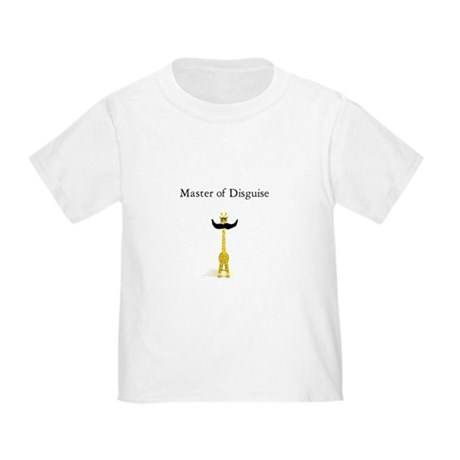 Master of Disguise Toddler T-Shirt