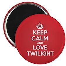 K C Love Twilight Magnet