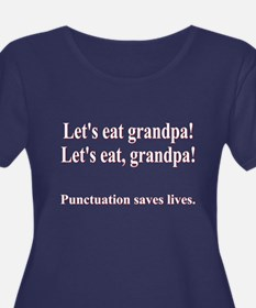 Funny! Punctuation Saves LIVES! T